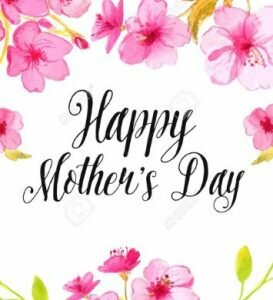International Mother's Day 2020